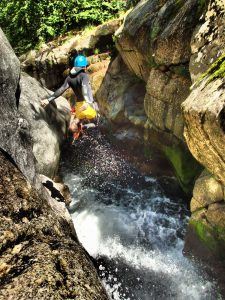 Canyoning Cévennes